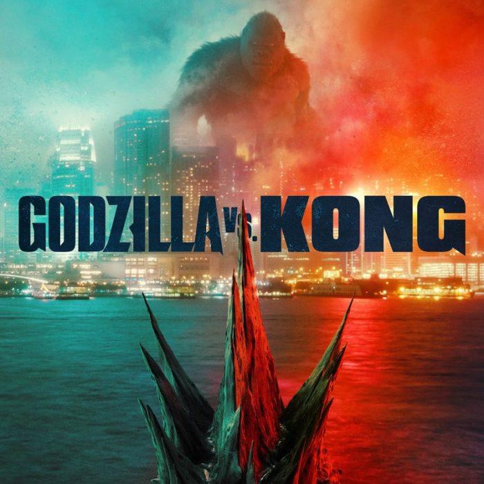 Godzilla vs. Kong 2021 (PG13)
